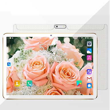 cheap Computers & Tablets-MTK6753 10.1 inch Android Tablet (Android 8.0 1280 x 800 Octa Core 1GB+16GB) / 64 / Mini USB / SIM Card Slot / 3.5mm Earphone Jack