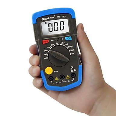 levne Testovací, měřící a kontrolní vybavení-holdpeak hp-36d kapesní metr kapesní kapesní manual manual ruční kondenzátory v roce 1999 kondenzátory elektronické lcd kapacitní multimetry tester