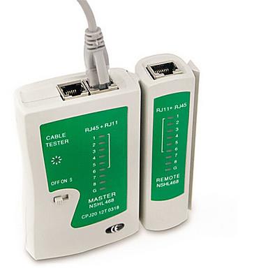 voordelige Test-, meet- & inspectieapparatuur-multifunctionele rj45 rj11 telefoonlijn netwerkkabel tester
