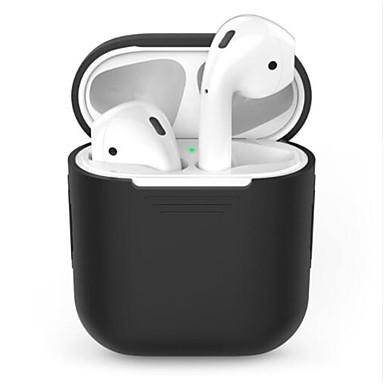 preiswerte Kopfhörer Zubehör-Taschen, Koffer und Hüllen / Kopfhörer Tasche Silikon Schwarz / Rote / Rosa 1 pcs