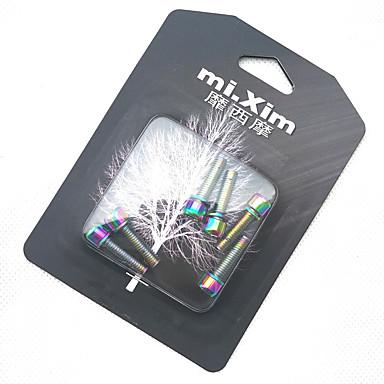 povoljno Dijelovi za bicikl-mi.xim 22.2 mm Csavarok 5 stupanj 18 mm Aluminum Alloy Visoke čvrstoće Izdržljivost Jednostavna primjena za Biciklizam Mat