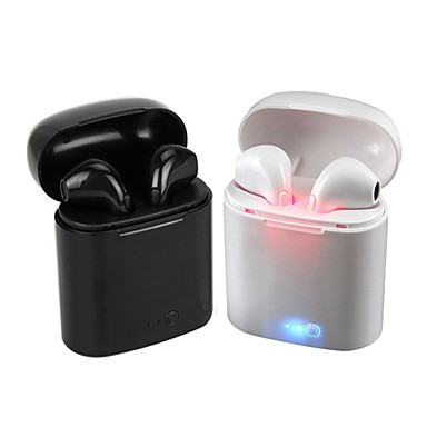 cheap Highly Recommended-LITBest i7s-LX TWS True Wireless Headphone Air Earbuds Bluetooth 5.0 Wireless Sports Handsfree Mini Earphone Airpods Alternatives