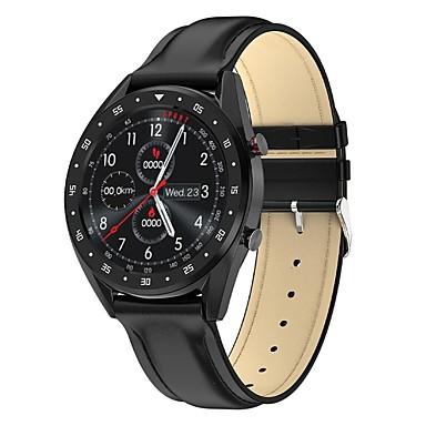 cheap Men's Watches-L7 Smartwatch IP68 Waterproof Fitness Bracelet Tracker Wristwatch ECG Heart Rate Monitor Blood Pressure Call Reminder Smart Watch