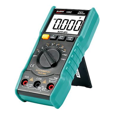 voordelige Test-, meet- & inspectieapparatuur-pocket digitale multimeter 108c 6000counts ture-rms automatische meting