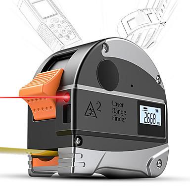 voordelige Waterpasinstrumenten-Winapex 5 + 30m 30m laser-weerstandsmeter flexibel / handzaam / mooi voor meubilering installatie / voor slimme thuismeting / voor engineering meting