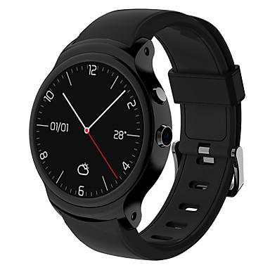 28d9def2c718 i3 Hombres mujeres Reloj elegante Android iOS WIFI Bluetooth Impermeable  Pantalla Táctil GPS Monitor de Pulso Cardiaco Medición de la Presión  Sanguínea ...