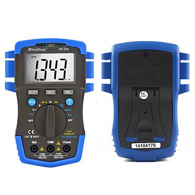 levne Testovací, měřící a kontrolní vybavení-holdpeak hp-37k profesionální multimetr ac dc volt proud odpor capacaitance frekvence auto rozsah