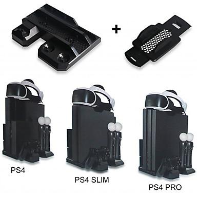 preiswerte PS4 Zubehör-Ladekits für ps4 / sony ps4 / ps4 schlanke, effiziente und bequeme multifunktionale Mode langlebig Spiel Zubehör schwarz