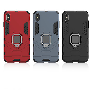 povoljno iPhone maske-kutija za jabuka prsten auto protiv pada mobitel slučaj za iphone5 / 5s / 5c / 6 / 6s / 6plus / 6splus / 7/8 / 7plus / 8plus / x / xr / xs / xsmax