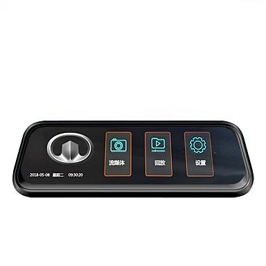 billige Bil-DVR-Factory OEM V1-3 1080p Anti-Tåke Bil DVR 170 grader Bred vinkel 3.5 tommers Dash Cam med Night Vision Bilopptaker