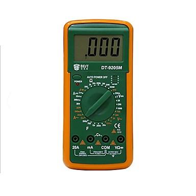 levne Testovací, měřící a kontrolní vybavení-nejlepší 9205m profesionální lcd digitální multimetr voltmetr m meter ampuli tester s bzučák tester měřič dt830b rm101 dt9205 \ t