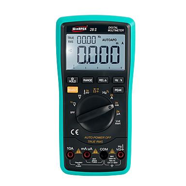 voordelige Test-, meet- & inspectieapparatuur-Winapex 28ii digitale multimeter handheld digitaal display met achtergrondverlichting buiten