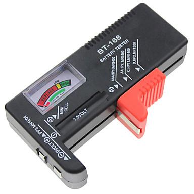 levne Testovací, měřící a kontrolní vybavení-indikátor baterie tester baterií aaaa c / d 9v volt tlačítko checker tester kapacity baterie