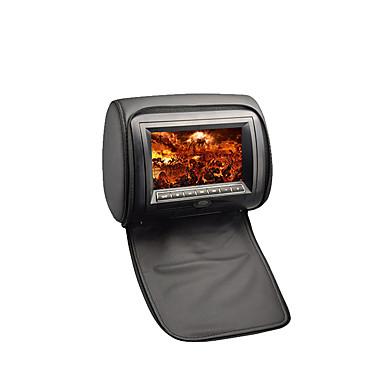 levne Auto Elektronika-btutz LED 7 inch 2 Din Ostatní OS Opěrka hlavy IR přenašeč / FM vysílač pro Evrensel HDMI Podpěra, podpora Mpeg / AVI / MKV mp3 / WMA / WAV JPEG