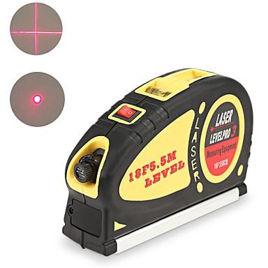 levne Vodováhy-laser horizont horizont vertikální měření aligner standard a metrické pravítka víceúčelový měřicí laser