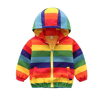 povoljno Odjeća za dječake-Djeca Dječaci Aktivan Osnovni Color block Duga Normalne dužine Baloner Duga