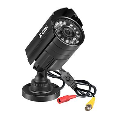 povoljno Zaštita i sigurnost-zosi 1/4 inčni cmos ir cctv kamera ip66 vodootporan h.264 kućna sigurnosna nadzorna kamera kamera dan / noć pal ir ir-cut 3.6mm objektiv noćni vid cmos
