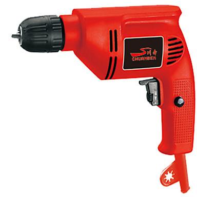 preiswerte Elektrobohrer-500 watt geschwindigkeit pistolenbohrer 10mm mini handbohrmaschine diy repair tool