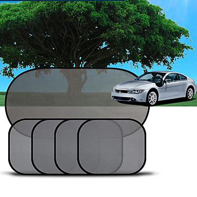 levne Doplňky do interiéru-5ks auto slunečník lehký štíhlý odolný sluneční clona pro okna auta