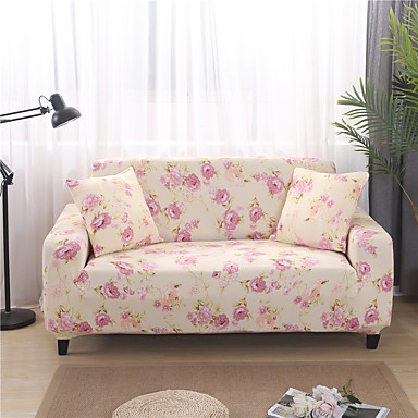 Stylish Simplicity Print Sofa Cover