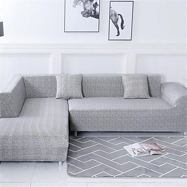 levne Dům a zahrada-Potah na pohovku Romantické Barvená příze Směs bavlna / polyester potahy