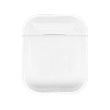 preiswerte Kopfhörer Zubehör-Schutzhülle Simple Style Apple Airpods Stoßresistent Kratzfest Silikon Gummi