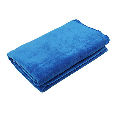 billige Rengjøringsverktøy-70 x 140 cm mikrofiber bilvask håndkle superabsorbant rengjøring tykt håndkle