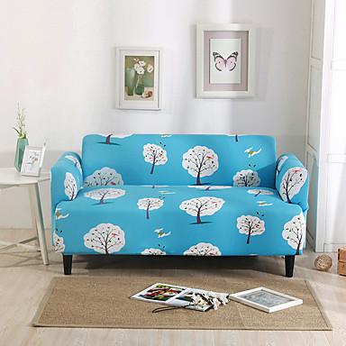 2019 חדש פשטות מסוגנן להדפיס ספה לכסות למתוח את הספה slipcover סופר רך בד חם מכירה ספה לכסות