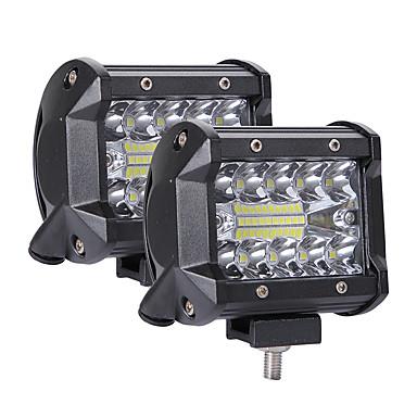 1 stk 200w ledet 3 rader 4-tommers arbeidslys bar bar lampe for universal