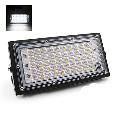 preiswerte Außenbeleuchtung-50 watt perfekte leistung led flutlicht flutlicht led straßenlaterne 180-240 v wasserdichte landschaft beleuchtung ip65 led scheinwerfer