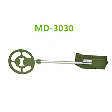 MD 3030 Underground Metal Detector MD3030 Gold Digger Treasure Search Explore Coin Hunter Seeker Nugget Finder Mining Detect