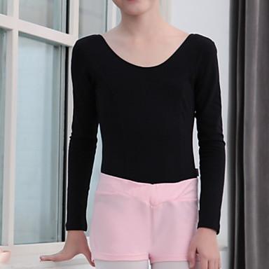 בגדי ריקוד לילדים / בלט מכנסיים קצרים בנות הדרכה כותנה דוגמא \ הדפס / מפרק מפוצל מכנסיים קצרים