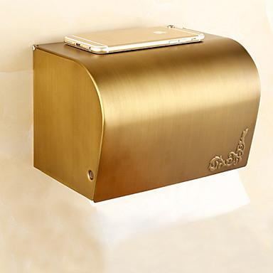 מחזיק נייר טואלט עיצוב חדש / מגניב עכשווי מתכת 1pc מותקן על הקיר