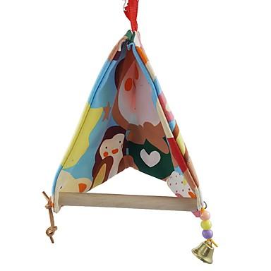 preiswerte Accessoires für Vögel-Vogel Sitzstangen & Leitern haustierfreundlich Fokus Spielzeug Filz / Stoff Spielzeug Parrot Oxford Tuch 27 cm