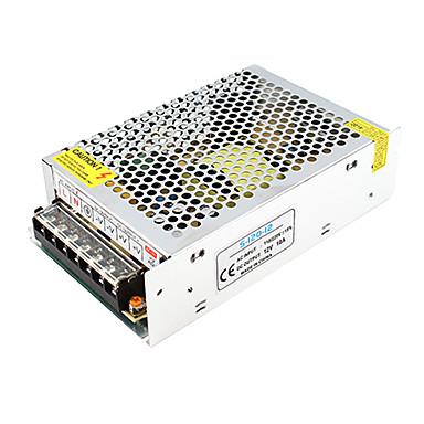 1pc אור רצועה אור מחרוזת וידאו ניטור מיתוג אספקת חשמל קלט ac85-265v פלט 12v 100w