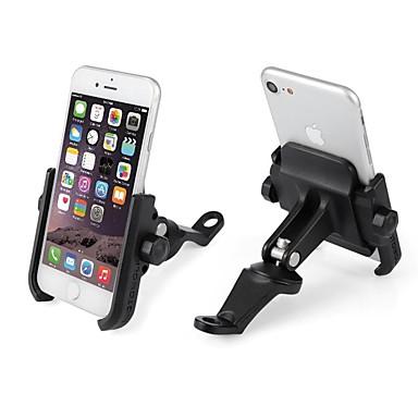 voordelige Auto-organizers-aluminium motorfiets telefoon houder mobiele telefoon gps mount houder telefoon ondersteuning beugel mount