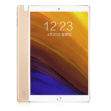 MTK6753 10.1 אִינְטשׁ Tablet Android (Android 8.0 1920*1200 Octa Core 4GB+64GB) / מיני USB / חריץ כרטיס SIM / מחבר לאוזניות 3.5mm