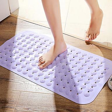 1pc מודרני משטחים לאמבט PVC מצחיק חדר אמבטיה ללא החלקה