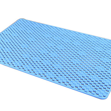 97 49 1 Set Modern Bath Mats Pvc Polyvinyl Chloride Novelty Bathroom Non Slip