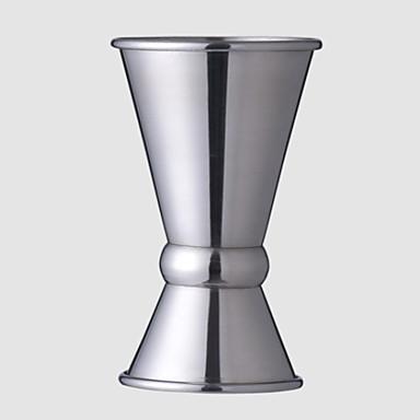 2pcs מתכת אל חלד כלי זכוכית יין אביזרים רב שימושי יַיִן אבזרים ל ברוור