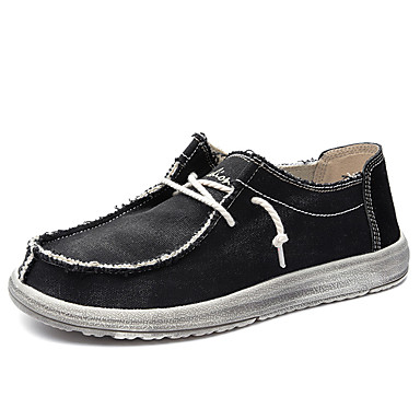 men's comfort shoes canvas spring  summer casual sneakers