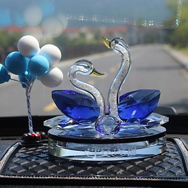 חפצים דקורטיביים, זכוכית מודרני עכשווי ל קישוט הבית מתנות 1pc