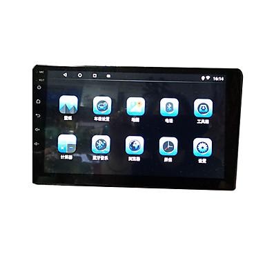 billige Bil Elektronikk-btutz TFT 9 tommers 2 Din Android 8.1 Bil GPS Navigator Pekeskjerm / Innebygget Bluetooth / Wifi til Universell MikroUSB Brukerstøtte MPEG / AVI / WMV APE jpeg / GIF / BMP / 4G (WCDMA)