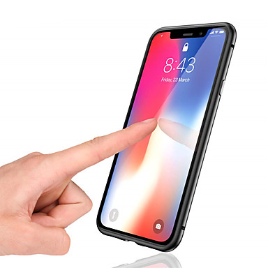 povoljno iPhone maske-kutija za jabuka iphone xr xs max magnetna kutija za cijelo tijelo prozirni tvrdi metal xs x 8 plus 8 7 plus 7 6s plus 6s 6 plus 6