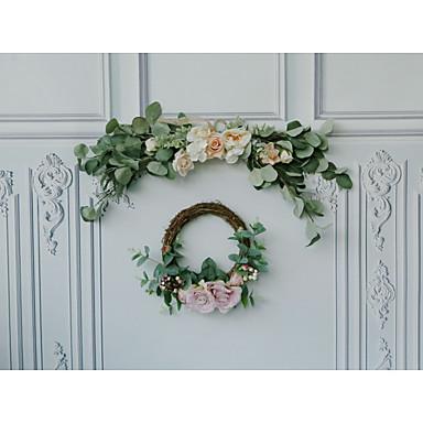 voordelige Feestbenodigdheden-Bloemblaadjes Geweven stof 1 set Bruiloft