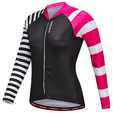 Bellezza Moda Manica Corta Ciclismo in jersey bike team Camicie Top Per Ragazze Da Donna