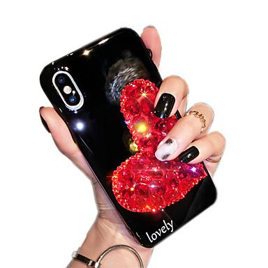 povoljno iPhone maske-kutija za Apple iphone xs / iphone xr / iphone xs max / iphone 8 / iphone 8 plus / iphone 7 plus / iphone x / iphone 7 / iphone 6s plus / iphone 6s / 6 hockproof stražnji poklopac pas mekani silikon
