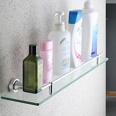 צדף לחדר האמבטיה יצירתי עכשווי מתכת 1pc מותקן על הקיר