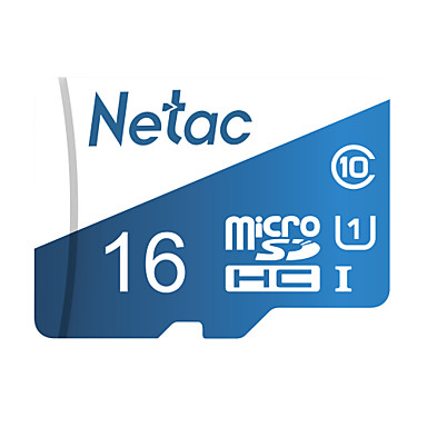 cheap Highly Recommended-Netac TF Card 16GB Micro SD Card SDXC  C10 Mini Memory Card 16GB SDHC Class 10 For Smartphone