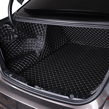 cheap Car Interior Mats-Automotive Trunk Mat Car Interior Mats For universal All years General Motors Leather